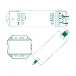 Controladores RGB | RGBW | CCT