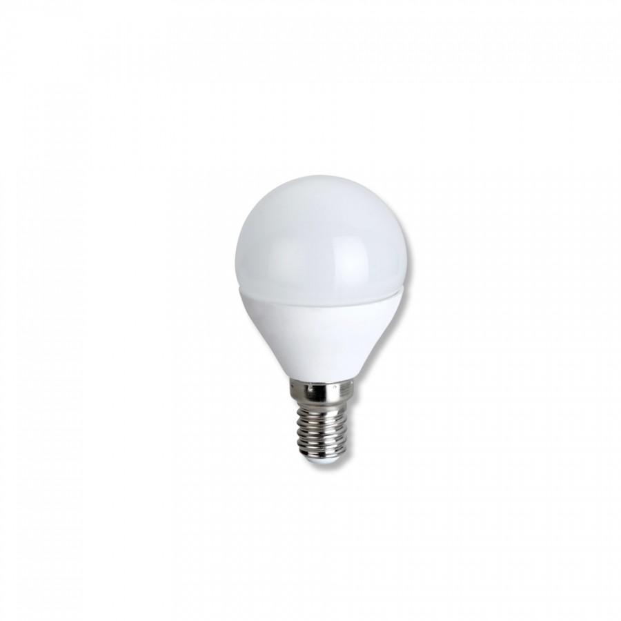 Lâmpada LED E14 G45 5W 6000K | ECO