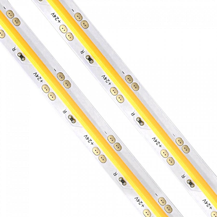 FITA LED 24V 14.4W COB IP20 PREMIUM | 2700K
