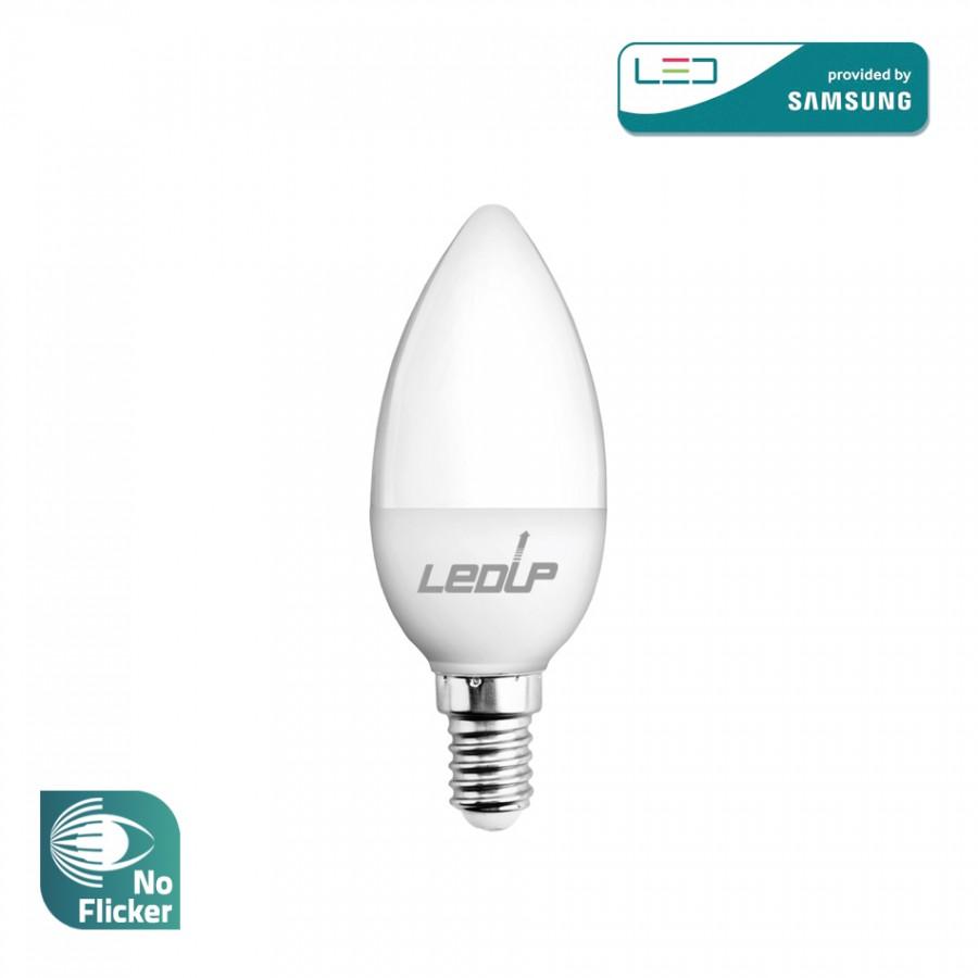 Lâmpada LED PRO C37 5W | 6000K