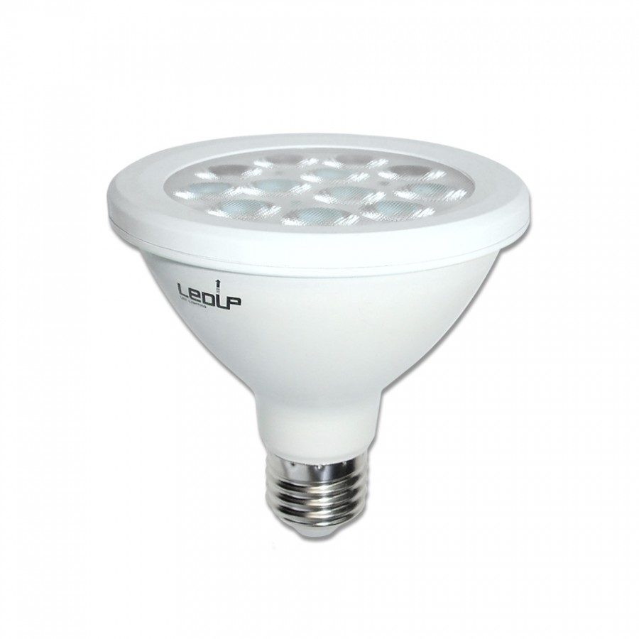 Lâmpada LED E27 PAR30 12W | 3000K