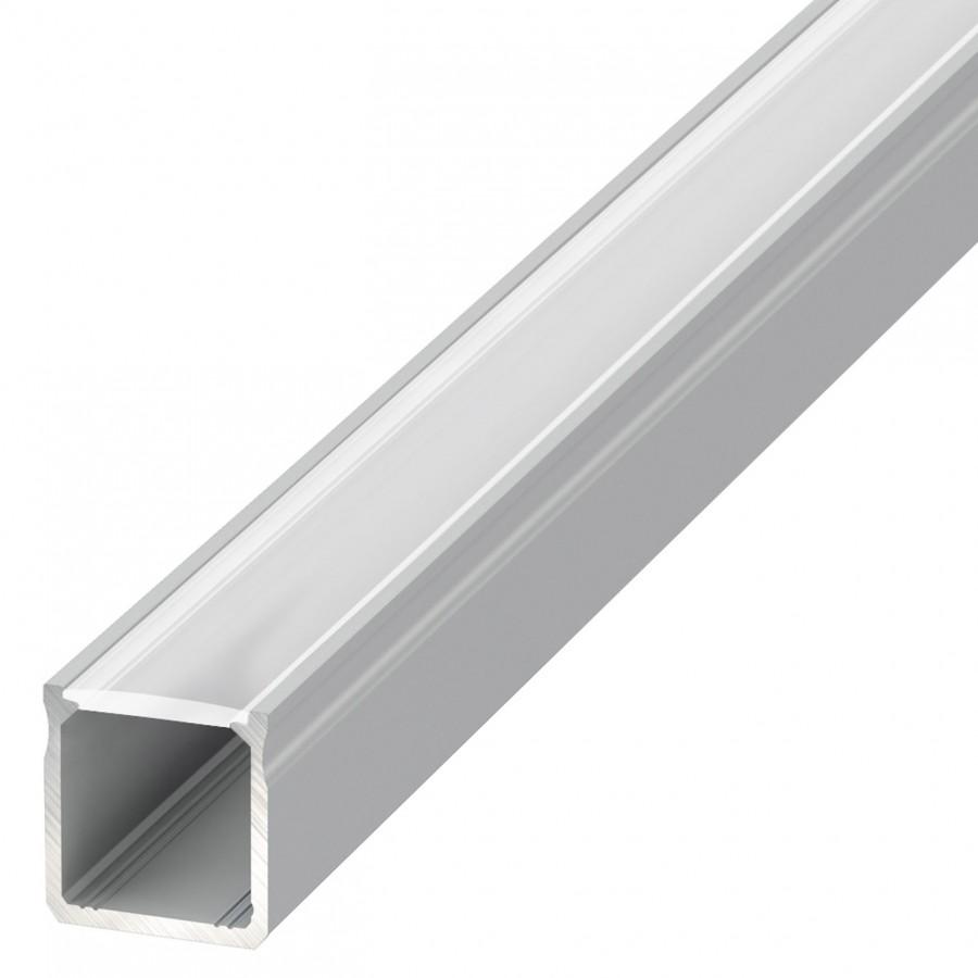 Perfil de Alumínio em U   Fita LED 230V