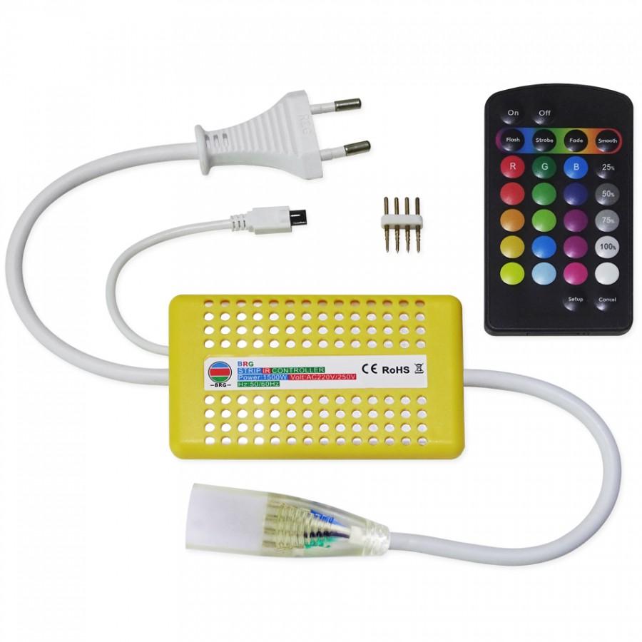 Controlador RGB IR